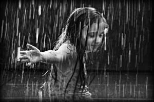 Первый дождик